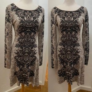 BCBG Max Azria Sweater Dress Size S